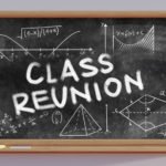 class reunion favors personalized